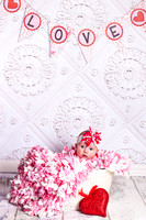 Myka's 3 month Pictures!